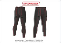 Брюки-бандаж Mad Guy Pro Compression JR